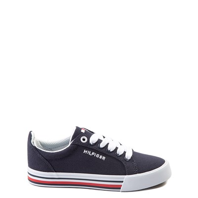 Main view of Tommy Hilfiger Herritage Casual Shoe - Little Kid / Big Kid - Navy