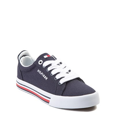 Alternate view of Tommy Hilfiger Herritage Casual Shoe - Little Kid / Big Kid - Navy