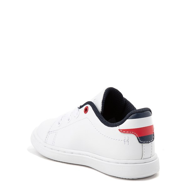 alternate view Tommy Hilfiger Iconic Court Casual Shoe - Baby / ToddlerALT2