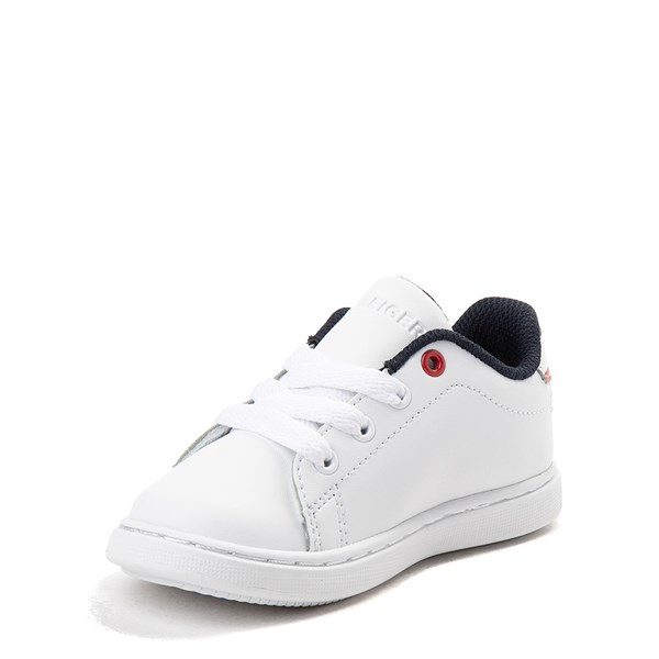alternate view Tommy Hilfiger Iconic Court Casual Shoe - Baby / ToddlerALT3