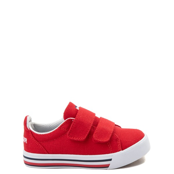 Main view of Tommy Hilfiger Herritage Casual Shoe - Toddler - Red