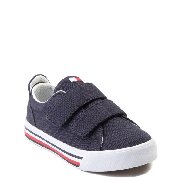 alternate view Tommy Hilfiger Herritage Casual Shoe - Baby / Toddler - NavyALT1
