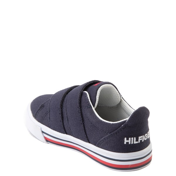alternate view Tommy Hilfiger Herritage Casual Shoe - Baby / Toddler - NavyALT2