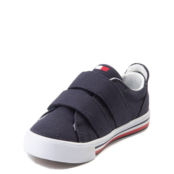 alternate view Tommy Hilfiger Herritage Casual Shoe - Baby / Toddler - NavyALT3