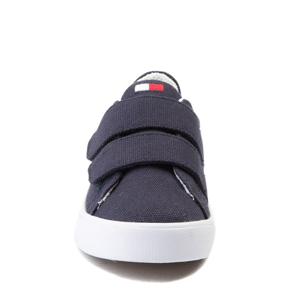 alternate view Tommy Hilfiger Herritage Casual Shoe - Baby / Toddler - NavyALT4