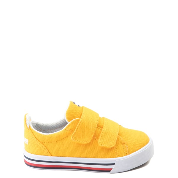 Main view of Tommy Hilfiger Herritage Casual Shoe - Baby / Toddler - Yellow