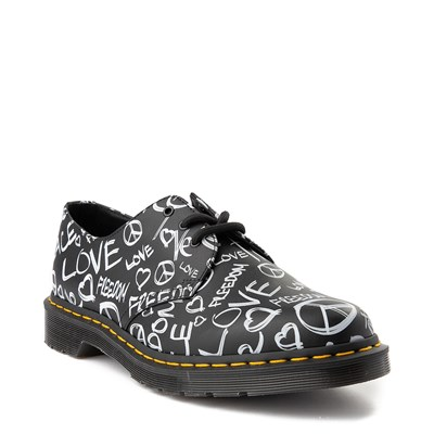 Alternate view of Dr. Martens 1461 Script Casual Shoe