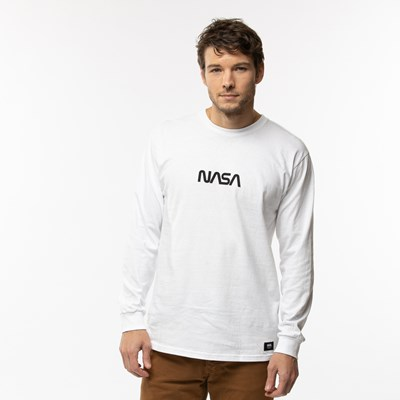 Main view of Mens Vans Space Voyager Long Sleeve Tee