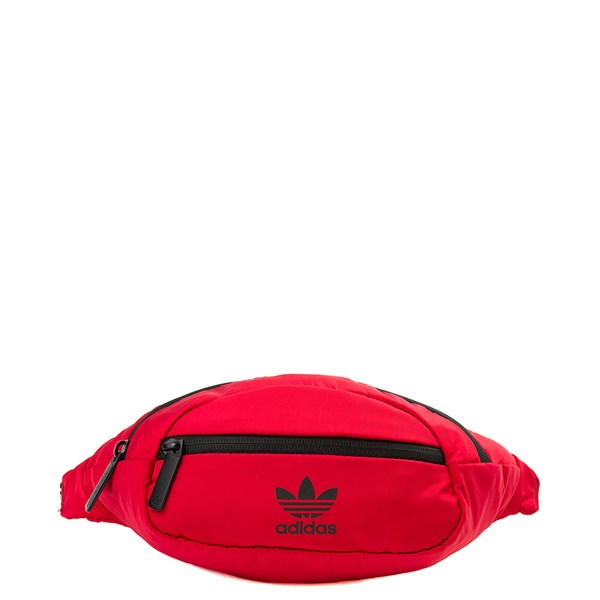 Main view of adidas Trefoil Travel Pack - Red