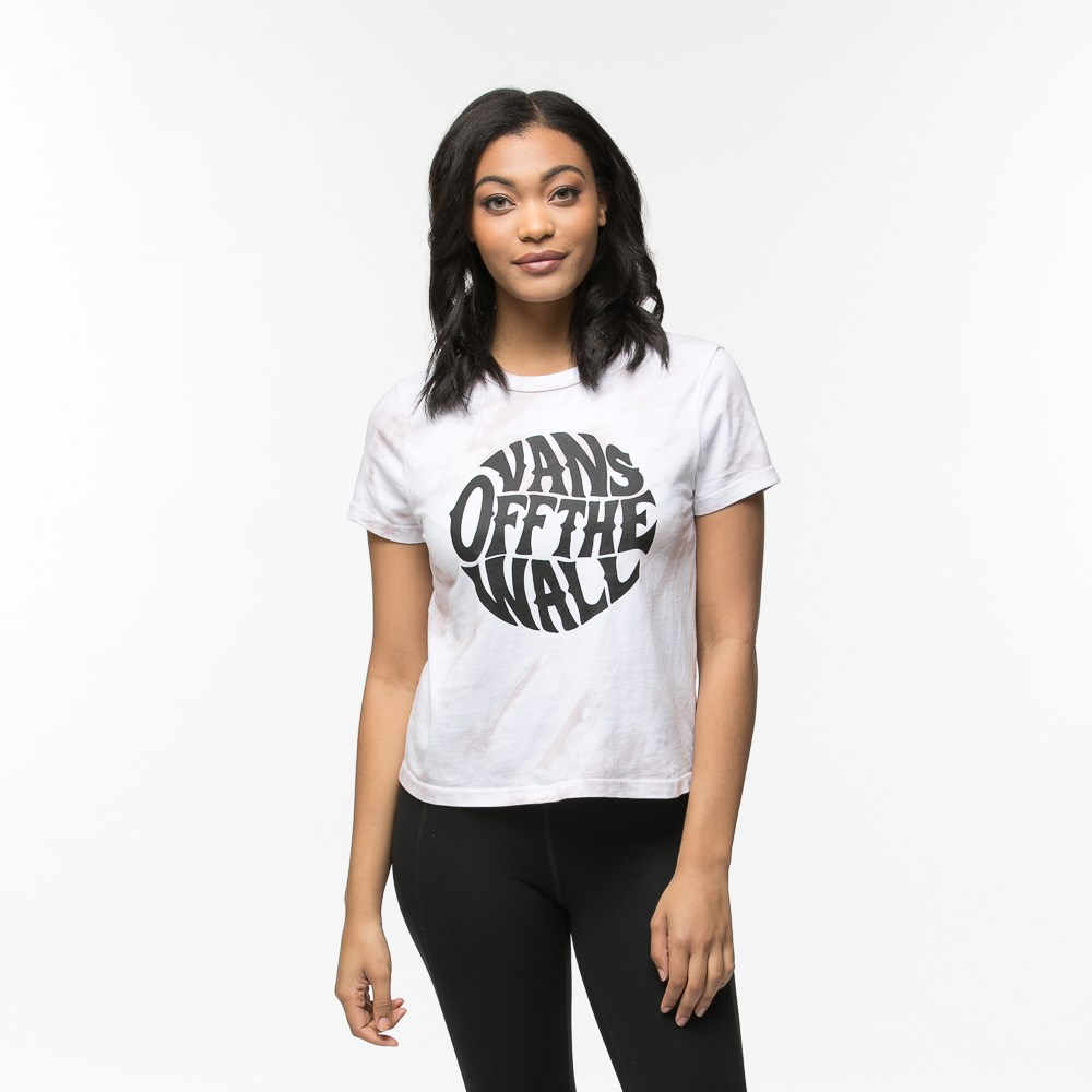 Womens Vans Twisted Baby Doll Tee