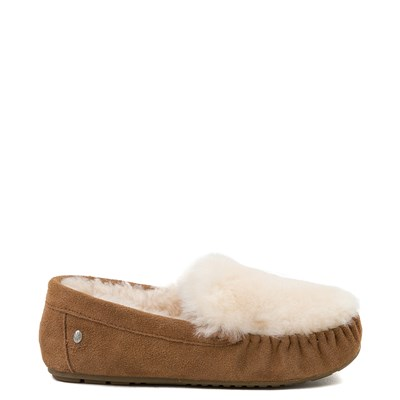 Main view of Womens EMU Australia Cairns Reverse Fur Casual Shoe