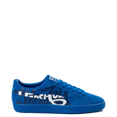 Main view of Mens Puma Suede x Pepsi Athletic Shoe