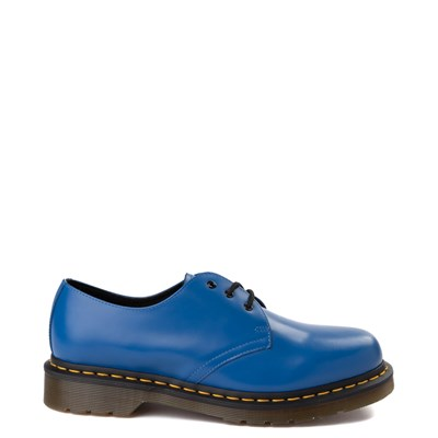 Main view of Dr. Martens 1461 Color Pop Casual Shoe - Electric Blue