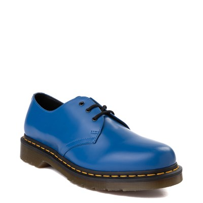 Alternate view of Dr. Martens 1461 Color Pop Casual Shoe - Electric Blue
