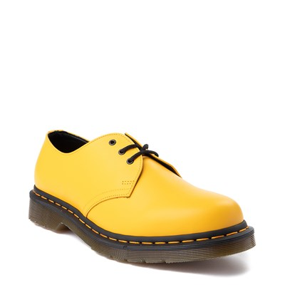 Alternate view of Dr. Martens 1461 Color Pop Casual Shoe - Yellow