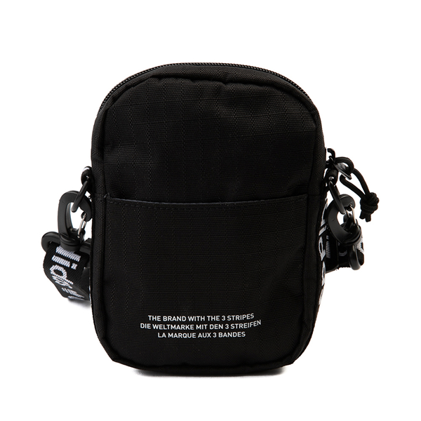 alternate view adidas Originals Crossbody Festival Bag - BlackALT1