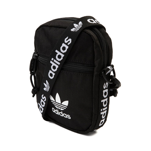 alternate view adidas Originals Crossbody Festival Bag - BlackALT2