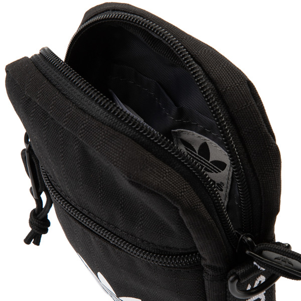 alternate view adidas Originals Crossbody Festival Bag - BlackALT3
