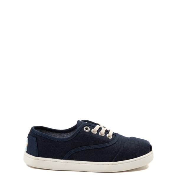 TOMS Cordones Casual Shoe - Little Kid / Big Kid - Navy