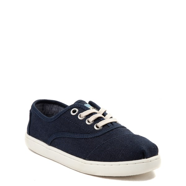 Alternate view of TOMS Cordones Casual Shoe - Little Kid / Big Kid