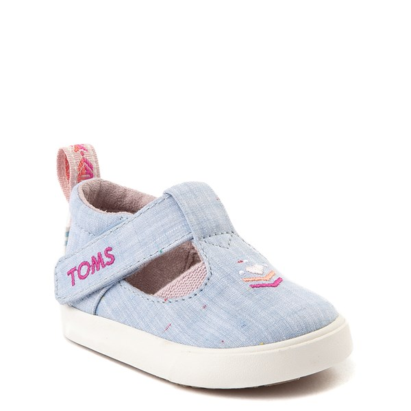 Alternate view of TOMS Early Walker Joon Casual Shoe - Toddler