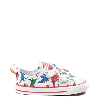 Main view of Toddler Converse Chuck Taylor All Star 2V Dinos Lo Sneaker