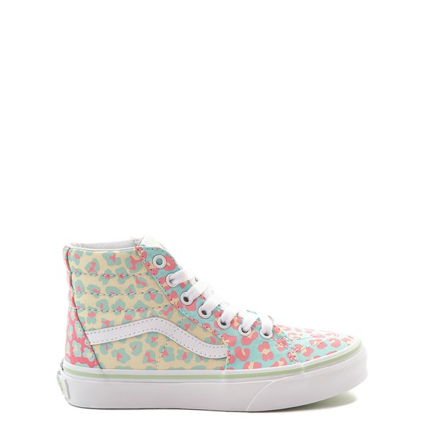 Default view of Vans Sk8 Hi Skate Shoe - Little Kid / Big Kid