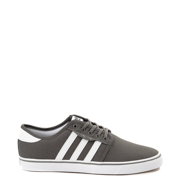 Mens adidas Seeley Skate Shoe - Gray