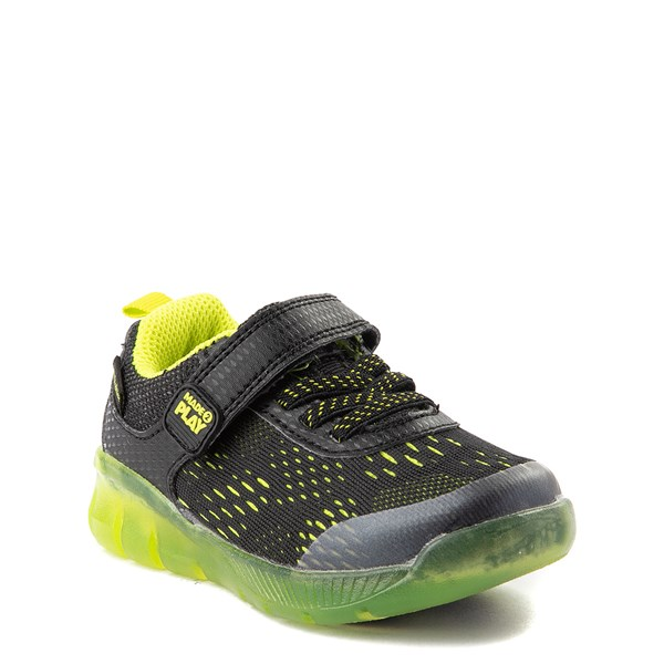 alternate view Stride Rite Made2Play® Lighted Neo Athletic Shoe - ToddlerALT1
