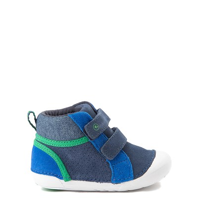 Main view of Stride Rite Soft Motion™ Milo Athletic Shoe - Baby / Toddler