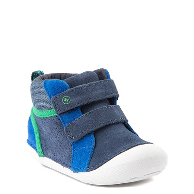 Alternate view of Stride Rite Soft Motion™ Milo Athletic Shoe - Baby / Toddler