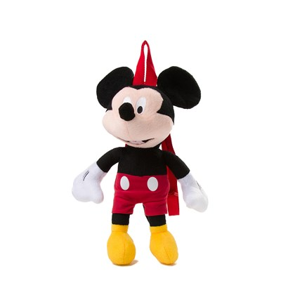 Main view of Mickey Plush Backpack