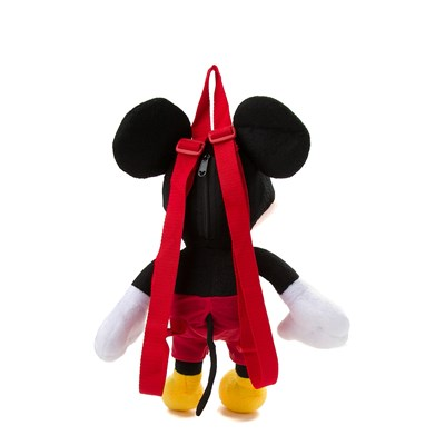 Alternate view of Mickey Plush Backpack