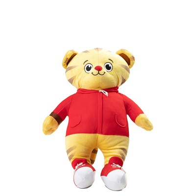 Main view of Daniel Tiger Plush Backpack