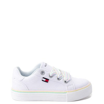 Main view of Tommy Hilfiger Platform Casual Shoe - Little Kid / Big Kid