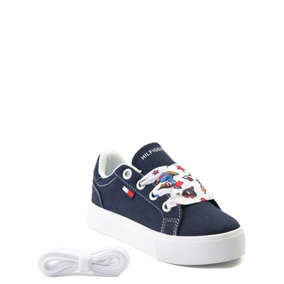 Alternate view of Tommy Hilfiger Platform Casual Shoe - Little Kid / Big Kid