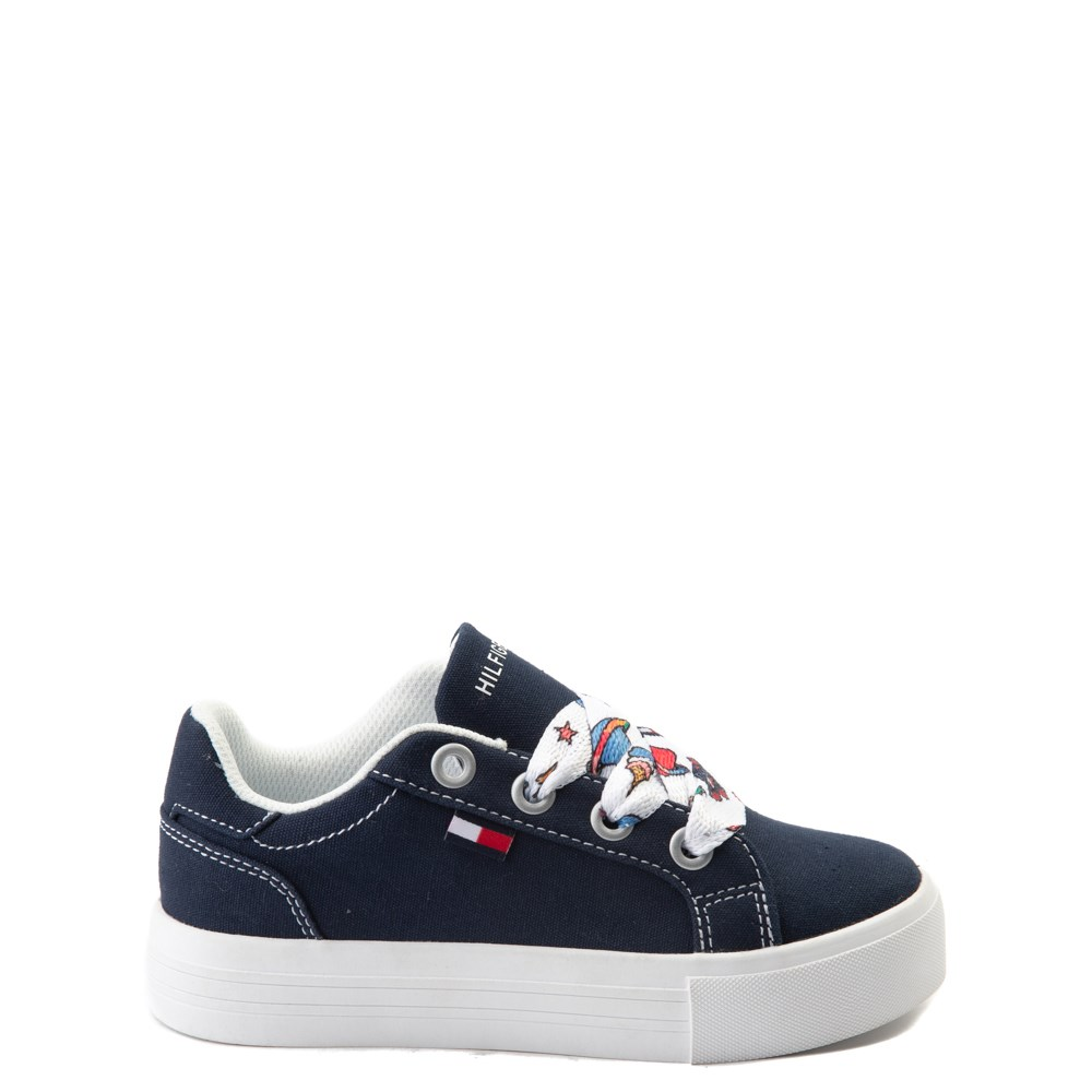 Tommy Hilfiger Platform Casual Shoe - Little Kid / Big Kid