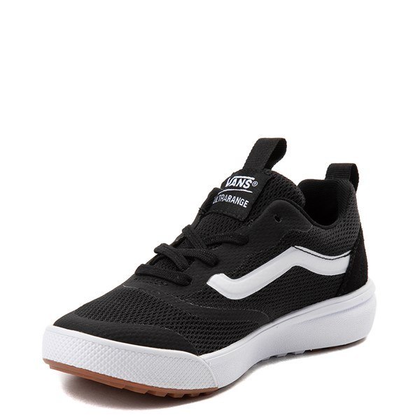 alternate view Vans UltraRange Rapidweld Sneaker - Little Kid - BlackALT3
