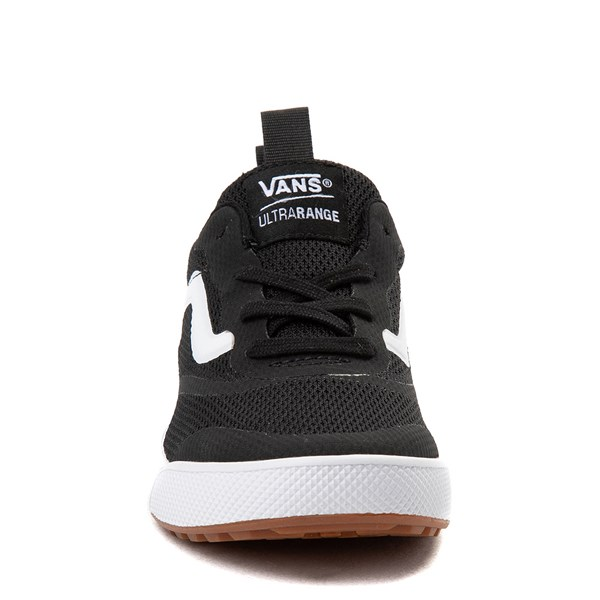 alternate view Vans UltraRange Rapidweld Sneaker - Little Kid - BlackALT4