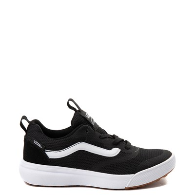 Youth Vans Black UltraRange Rapidweld Skate Shoe