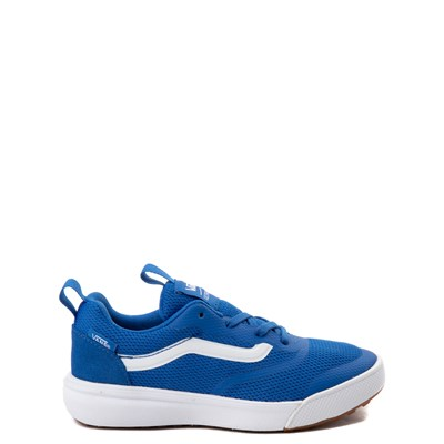Main view of Vans UltraRange Rapidweld Skate Shoe - Little Kid - Blue / White