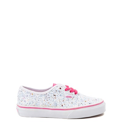 Youth/Tween Vans Authentic Glitter Skate Shoe