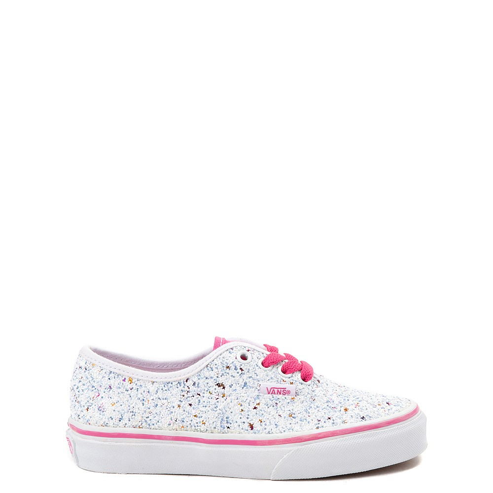 a218d88a902e Vans Authentic Glitter Skate Shoe - Little Kid   Big Kid. Previous.  alternate image ALT5. alternate image default view