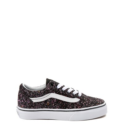 Vans Old Skool Glitter Skate Shoe - Little Kid / Big Kid