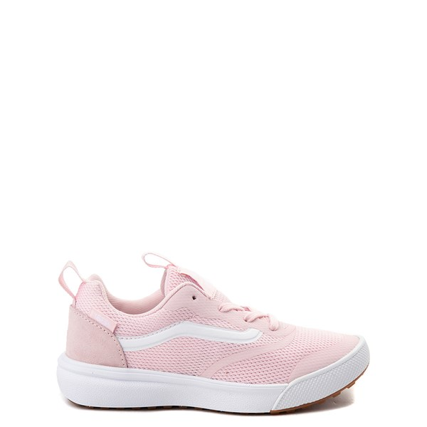 Vans Chalk Pink UltraRange Rapidweld Skate Shoe - Little Kid