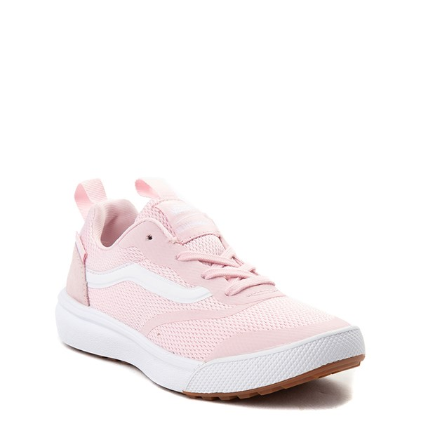Alternate view of Vans Chalk Pink UltraRange Rapidweld Skate Shoe - Little Kid