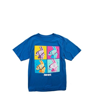 Main view of Youth Fortnite Llama Tee