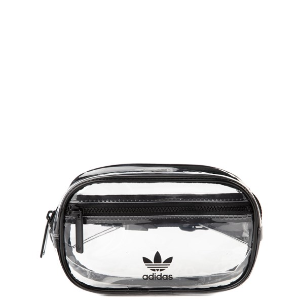 Main view of adidas Originals Travel Pack - Clear / Black