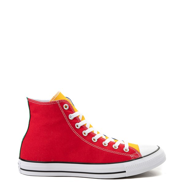 b7de4a0d207e Converse Chuck Taylor All Star Hi Color-Block Sneaker ...