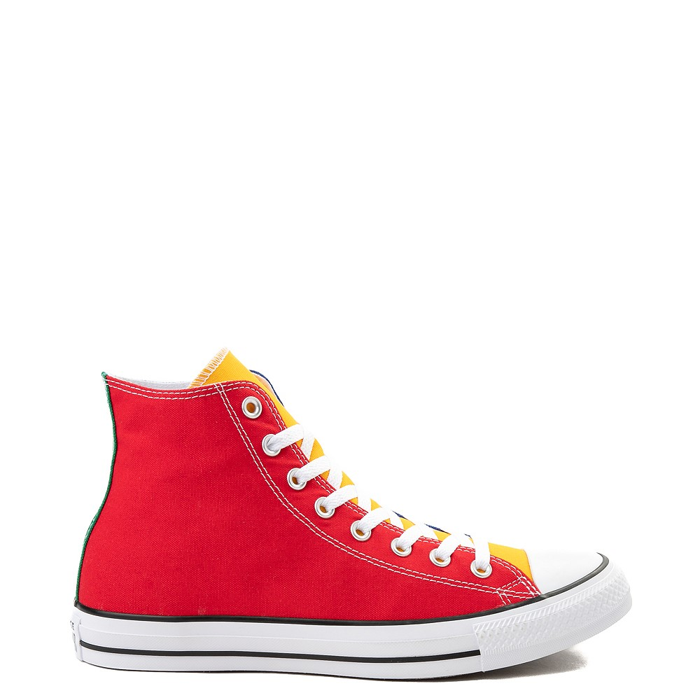 Converse Chuck Taylor All Star Hi Color-Block Sneaker